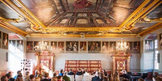 Hochzeitsfotograf Osnabrück, Hochzeitsreportage in Bad Iburg, Trauung im Rittersaal