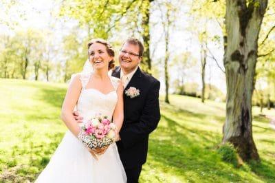 Hochzeitsfoto von Patricia und Stephen in Dortmund  Hochzeitsfotograf NRW   weltweite Reportagen